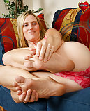 Lucia Miel foot fetish