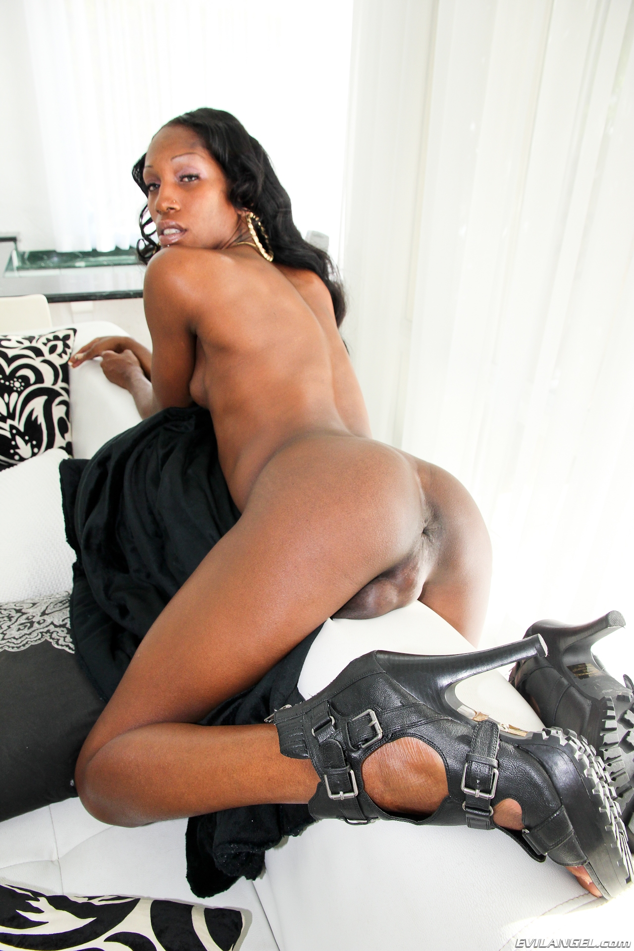 and tgirl black shemale Black