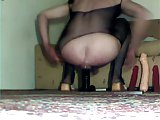 Homemade Candid Video By A Tgirl