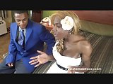 Shemale gets married and sucked