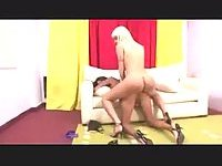 Titty shemales anal ramming
