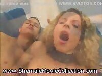 Big cock for shemales delight