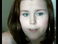 Cam teen redhead tranny