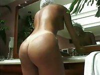 Tranny ass stuffed
