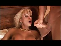Blonde Sex Action