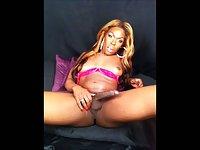 Gabrielle Love AKA @ ErycaCane Princess of Shemale Porn