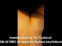 Twink SissyFagBoi Nikii Loses Virginity
