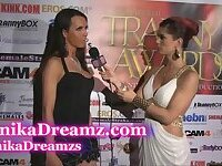 Tranny awards interview