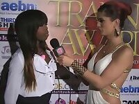 Tranny awards interview