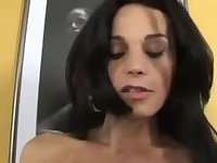 Gorgeous with a BIG wet cum shot!!