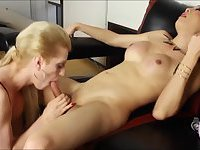 Sexy TS ass fucked by asian hot shemale