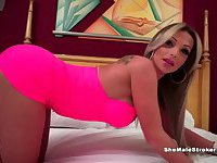 Carla Novaes Still Smoking Hot Shemale