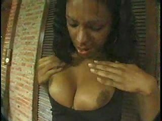 Brazilian Tranny Gets Penetrated Hard