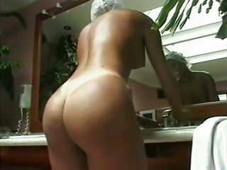 Tranny ass stuffed