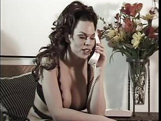 Stranger drills tgirls ass and cums