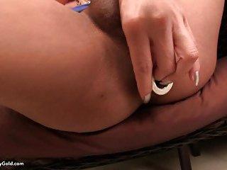 Ladyboy Candy Wide Open Winker Bareback
