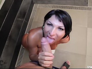 Luna Oliveire ass fucked