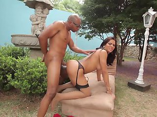 Booty Stuffing Alessandra